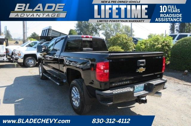 2019 Silverado 3500 Crew Cab 4x4,  Pickup #11214 - photo 2