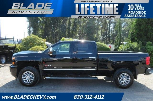 2019 Silverado 3500 Crew Cab 4x4,  Pickup #11214 - photo 8