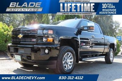 2019 Silverado 3500 Crew Cab 4x4,  Pickup #11214 - photo 1