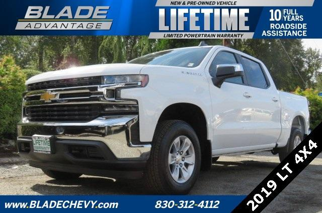 2019 Silverado 1500 Crew Cab 4x4,  Pickup #11217 - photo 1