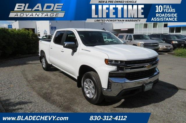 2019 Silverado 1500 Crew Cab 4x4,  Pickup #11217 - photo 32
