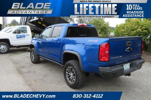 2019 Colorado Crew Cab 4x4,  Pickup #11240 - photo 2