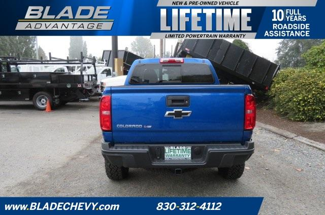 2019 Colorado Crew Cab 4x4,  Pickup #11240 - photo 25