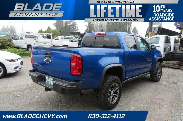 2019 Colorado Crew Cab 4x4,  Pickup #11240 - photo 28