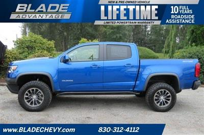 2019 Colorado Crew Cab 4x4,  Pickup #11240 - photo 7