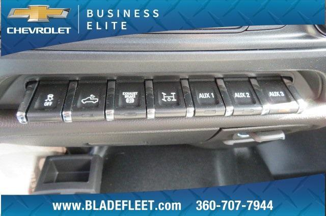 2018 Silverado 3500 Regular Cab DRW 4x4,  Knapheide Contractor Body #11277 - photo 25