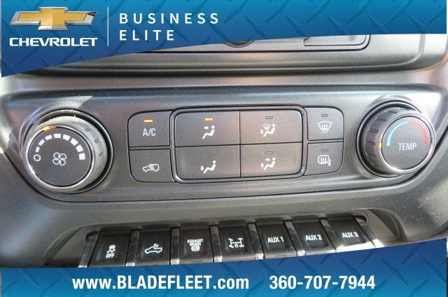 2018 Silverado 3500 Regular Cab DRW 4x4,  Knapheide Contractor Body #11277 - photo 26
