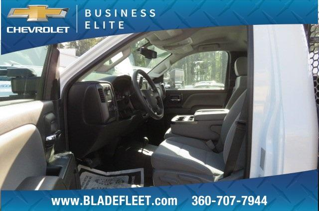 2018 Silverado 3500 Regular Cab DRW 4x4,  Knapheide Contractor Body #11277 - photo 34