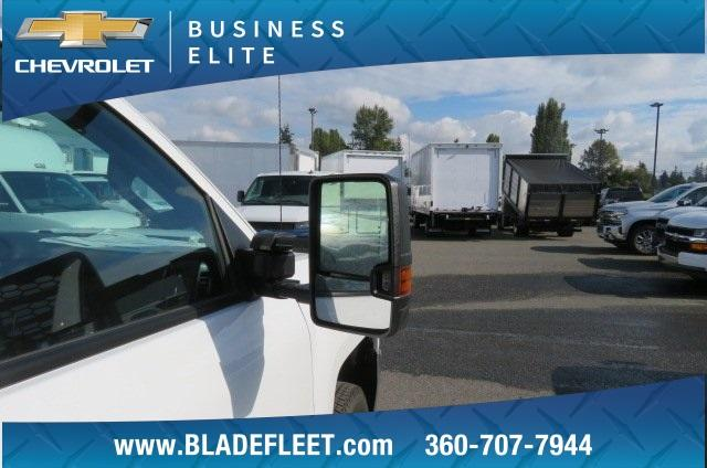 2018 Silverado 3500 Regular Cab DRW 4x4,  Knapheide Contractor Body #11277 - photo 35