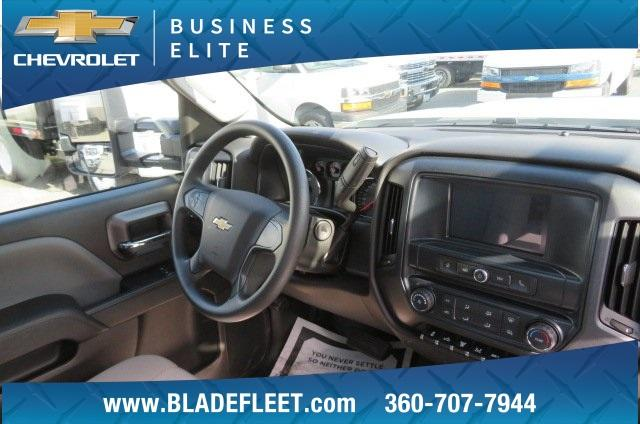 2018 Silverado 3500 Regular Cab DRW 4x4,  Knapheide Contractor Body #11277 - photo 36