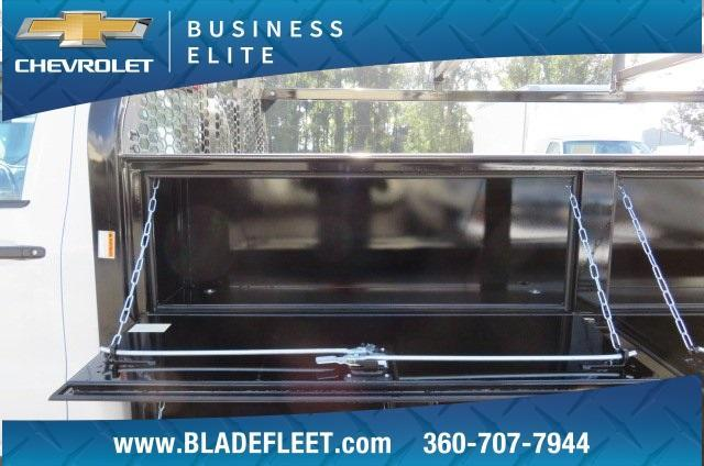 2018 Silverado 3500 Regular Cab DRW 4x4,  Knapheide Contractor Body #11277 - photo 7