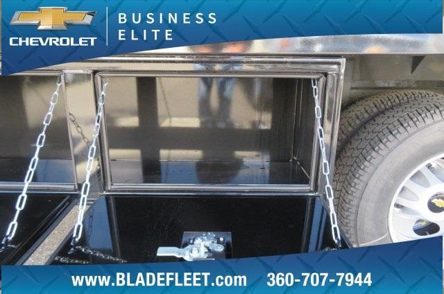 2018 Silverado 3500 Regular Cab DRW 4x4,  Knapheide Contractor Body #11277 - photo 9