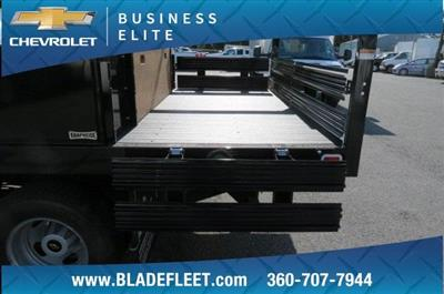2018 Silverado 3500 Regular Cab DRW 4x4,  Knapheide Contractor Body #11277 - photo 12