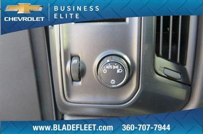 2018 Silverado 3500 Regular Cab DRW 4x4,  Knapheide Contractor Body #11277 - photo 30