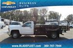 2018 Silverado 3500 Regular Cab DRW 4x4,  Knapheide Contractor Body #11277 - photo 3