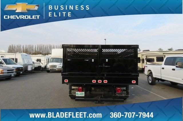 2018 Silverado 3500 Regular Cab DRW 4x2,  Knapheide Landscape Dump #11437 - photo 8