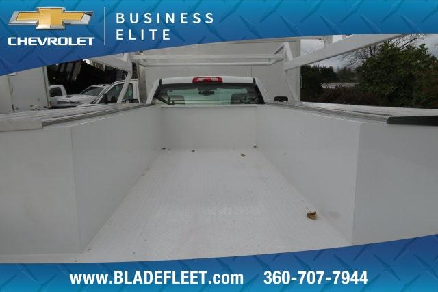 2019 Silverado 3500 Regular Cab DRW 4x4,  Harbor ComboMaster Combo Body #11469 - photo 16