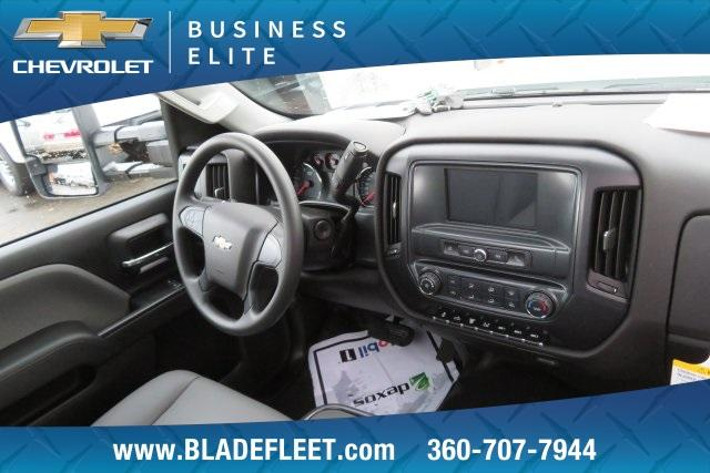 2019 Silverado 3500 Regular Cab DRW 4x4,  Harbor ComboMaster Combo Body #11469 - photo 32