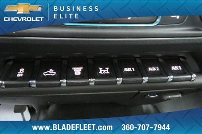 2019 Silverado 3500 Regular Cab DRW 4x4,  Harbor ComboMaster Combo Body #11469 - photo 21