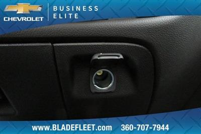 2019 Silverado 3500 Regular Cab DRW 4x4,  Harbor ComboMaster Combo Body #11469 - photo 22