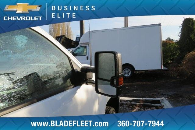 2018 Silverado 3500 Regular Cab DRW 4x4,  Knapheide Platform Body #11478 - photo 24