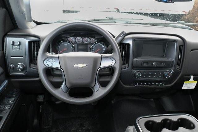 2019 Silverado 3500 Crew Cab DRW 4x2,  Harbor Standard Contractor Body #11569 - photo 3