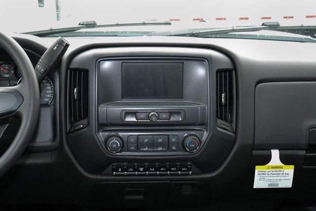 2019 Silverado 3500 Crew Cab DRW 4x2,  Harbor Standard Contractor Body #11569 - photo 4