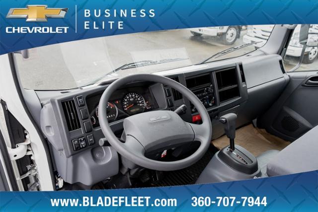 2018 LCF 4500 Regular Cab 4x2, Morgan Refrigerated Body #11582 - photo 9