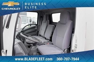 2018 LCF 4500 Regular Cab 4x2, Morgan Refrigerated Body #11582 - photo 10
