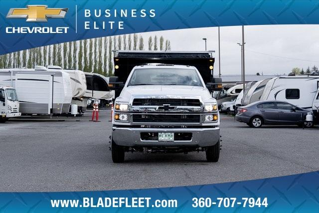 2019 Silverado Medium Duty DRW 4x2,  Monroe MTE-Zee Dump Body #11869 - photo 10