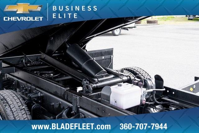 2019 Silverado Medium Duty DRW 4x2,  Monroe MTE-Zee Dump Body #11869 - photo 11