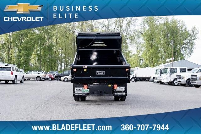 2019 Silverado Medium Duty DRW 4x2,  Monroe MTE-Zee Dump Body #11869 - photo 4