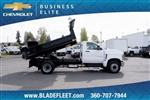 2019 Silverado Medium Duty DRW 4x2,  Monroe MTE-Zee Dump Body #11869 - photo 6