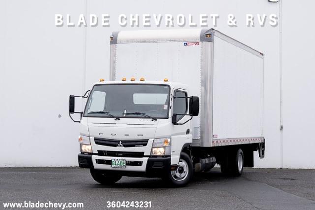 2017 Mitsubishi Fuso Truck, Morgan Dry Freight #12566A - photo 1