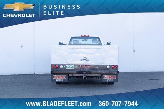 2019 Chevrolet Silverado 5500 Regular Cab DRW 4x2, Harbor Service Body #12849 - photo 1