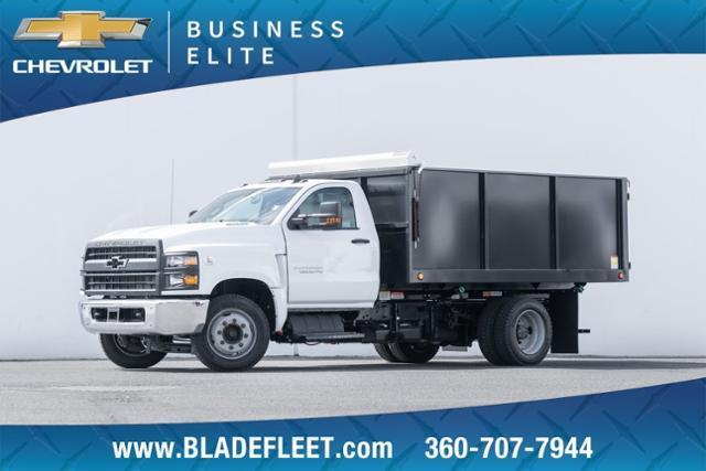 2020 Chevrolet Silverado 5500 Regular Cab DRW 4x2, PMI Landscape Dump #13053 - photo 1