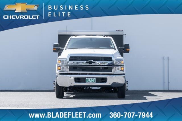 2019 Chevrolet Silverado Medium Duty Crew Cab DRW RWD, PMI Landscape Dump #13063 - photo 1