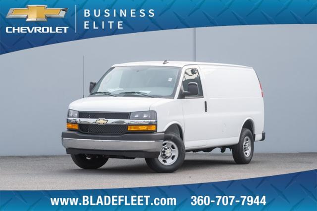 2020 Chevrolet Express 2500 RWD, Sortimo Upfitted Cargo Van #13170 - photo 1