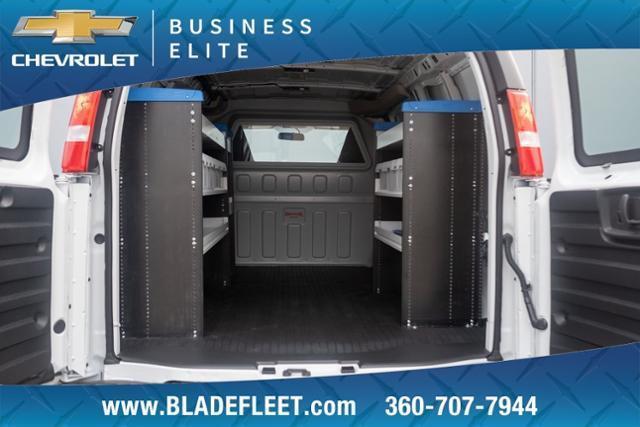 2020 Chevrolet Express 2500 RWD, Sortimo Upfitted Cargo Van #13170 - photo 1