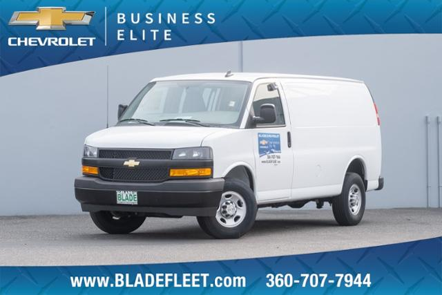 2020 Chevrolet Express 2500 RWD, Empty Cargo Van #13271 - photo 1