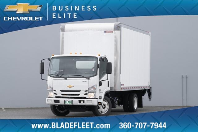 2020 Chevrolet LCF 5500XD Regular Cab DRW 4x2, Morgan Dry Freight #13453 - photo 1