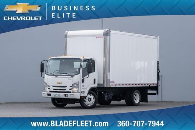 2020 Chevrolet LCF 5500XD Regular Cab 4x2, Morgan Dry Freight #13454 - photo 1
