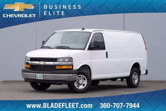 2020 Chevrolet Express 2500 4x2, Harbor Upfitted Cargo Van #13505 - photo 1