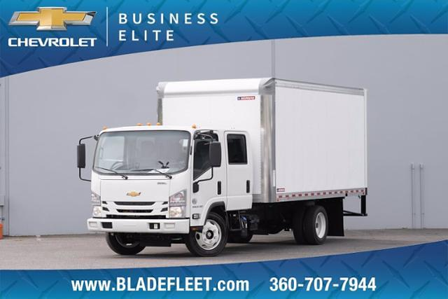 2021 Chevrolet Low Cab Forward 4x2, Morgan Dry Freight #13557 - photo 1