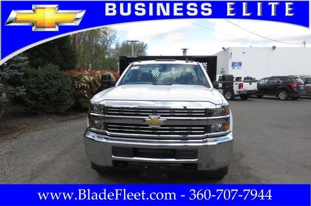 2017 Silverado 3500 Regular Cab DRW, Knapheide Value-Master X Platform Body #9456 - photo 20