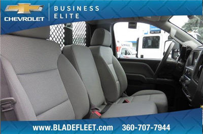 2017 Silverado 3500 Regular Cab DRW, Knapheide Value-Master X Platform Body #9456 - photo 10