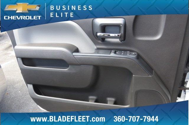 2017 Silverado 3500 Regular Cab DRW 4x2,  Knapheide Value-Master X Platform Body #9533 - photo 21