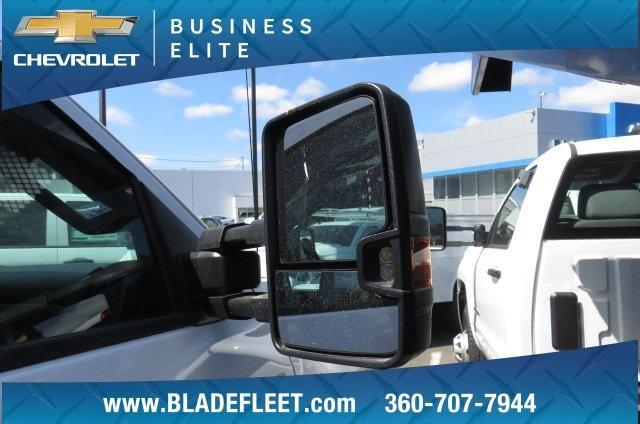 2017 Silverado 3500 Regular Cab DRW 4x2,  Knapheide Value-Master X Platform Body #9533 - photo 22