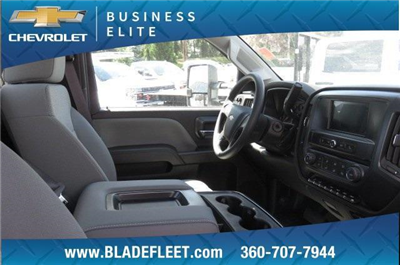 2017 Silverado 3500 Regular Cab DRW 4x2,  Knapheide Value-Master X Platform Body #9533 - photo 23
