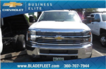 2017 Silverado 3500 Regular Cab DRW 4x2,  Knapheide Value-Master X Platform Body #9533 - photo 3